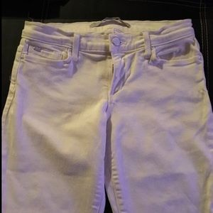Authentic Joe's White Jeans Size 27. Immaculate